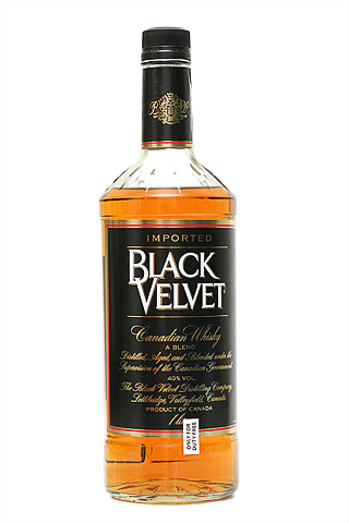 Країна: Канада   Виробник: The Black Velvet Distilling Company, Lethbridge, Valleyfield (Constellation Brands)   Фортеця: 40% vol